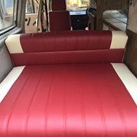 Camper Van, T5,T6 & Caravan Upholstery