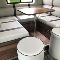 Horsebox Upholstery