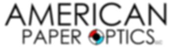 Somosrepresentantes oficiales de American Paper Optic.