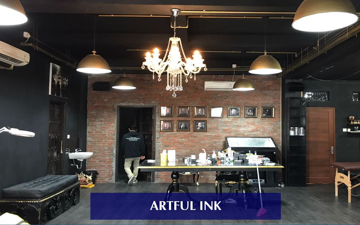 ARTFUL INK FEATURE