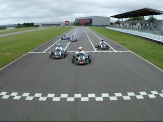 Three generations of F1... karting