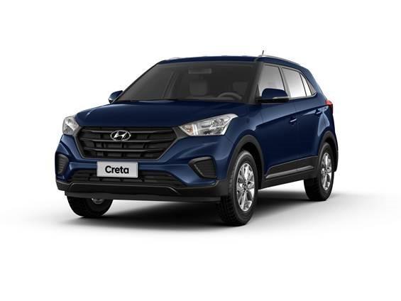 Hyundai lança versão Action 1.6 para SUV Creta