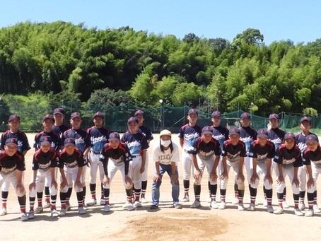 山直ボーイズOBの高校女子硬式野球V