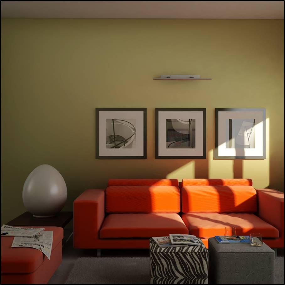 Interior design in Rome
