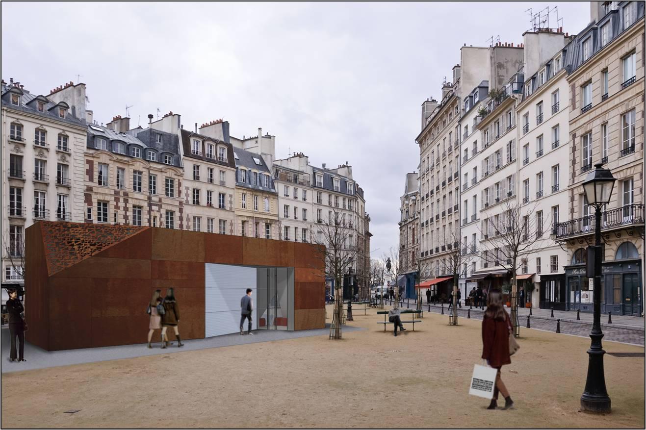 """""""Architecture Pavilion Competition"""""""