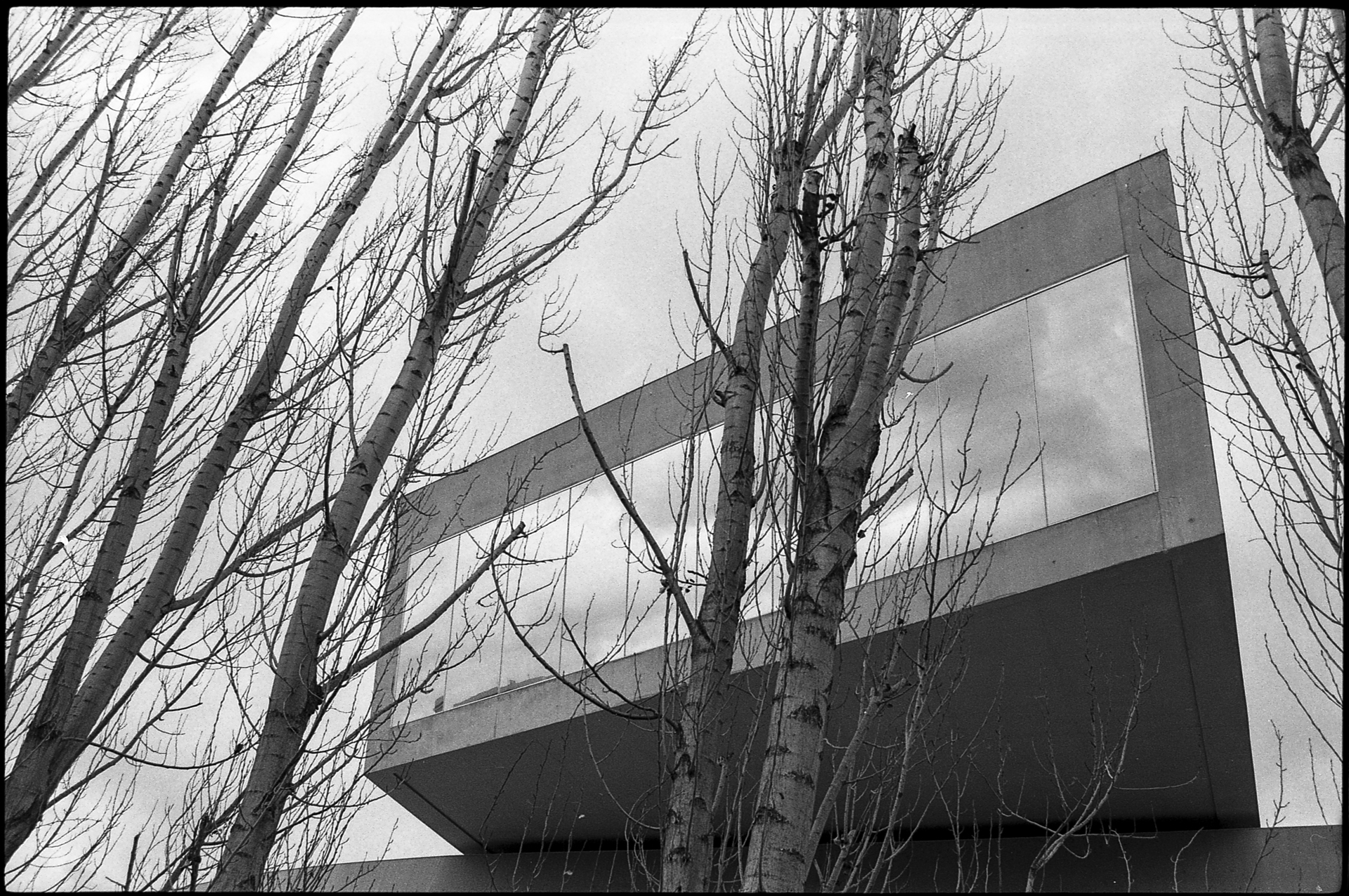Museo MAXXI / Details
