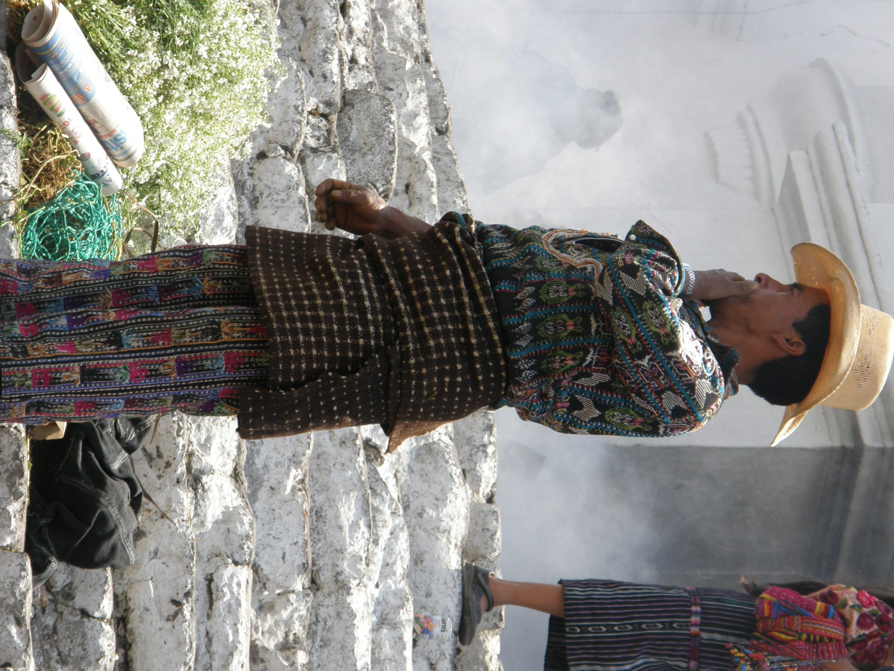 Guatemalan Gentleman