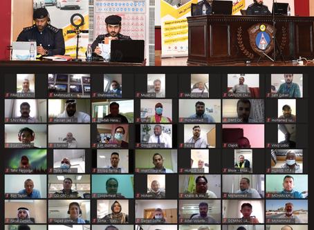 Traffic Safety Webinar inilunsad ng Ministry of Interior