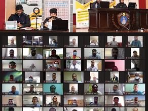 Ministry of Interior Organizes Traffic Safety Webinar