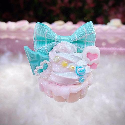 Dreamy Cupcake Snacks Necklace
