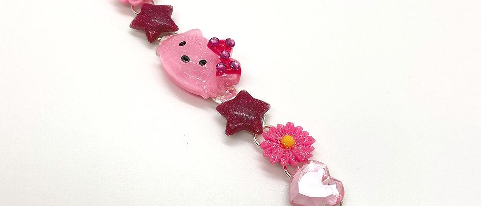 Pinky Charmy Bracelet