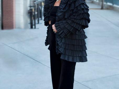 Advanced Style: Napa's Queen of Fashion