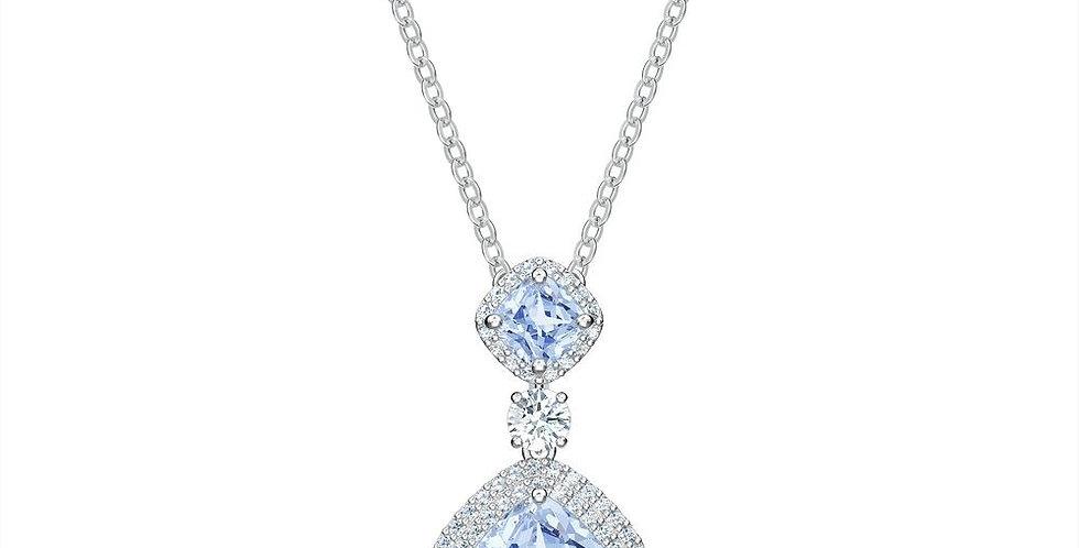 Swarovski smykke Angelic, blå