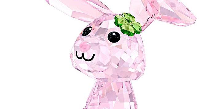 Swarovski figurer Lucky the Rabbit