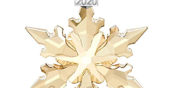 Swarovski figurer Festive Ornament, Annual Edition 2020