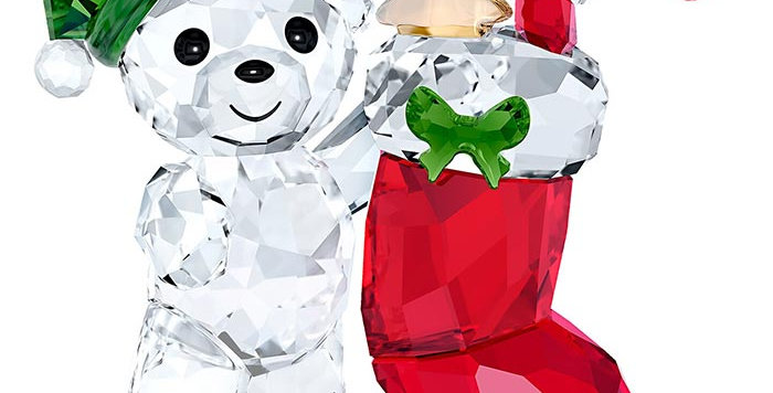 Swarovski figurer Kris Bear – Christmas, Annual Edition 2020
