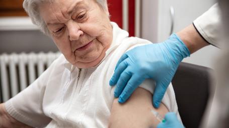 21.09.21: Start der Corona-Drittimpfungen zur Auffrischung des Impfschutzes