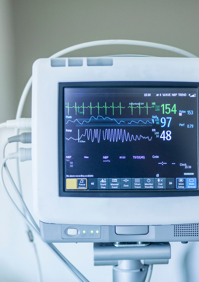 EKG-Gerät iStock-901063844.jpg