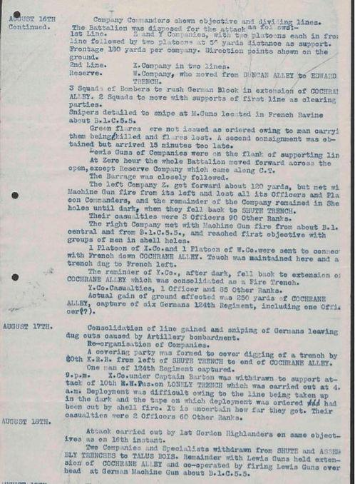 2nd Suffolk War Diary 16 to 18 August.JP