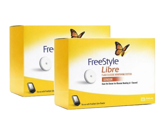 freestyle libre double pack
