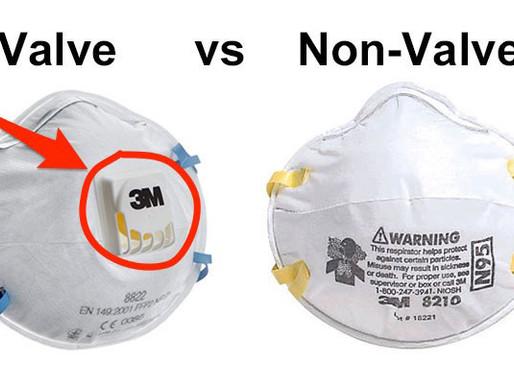 N95 vs KN95 vs FFP2 vs FFP3