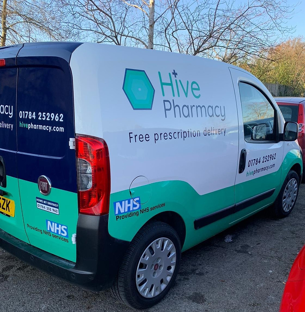 hive pharmacy delivery