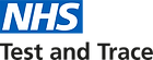 nhs test trace logo