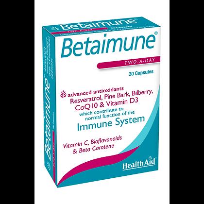 Health Aid Betaimune 30 capsules