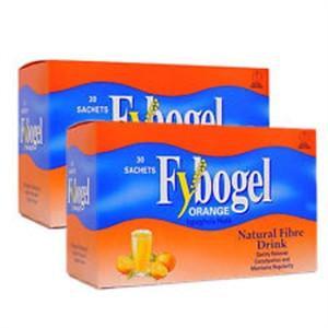 Fybogel Orange Sachet Drinks – 60 Sachets