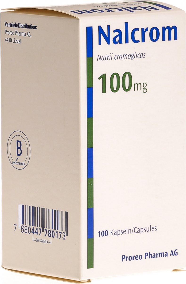 nalcrom capsules