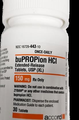 Bupropion 150mg Tablets x1