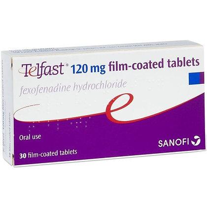 Allevia 120mg tablets