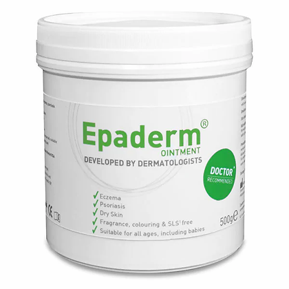 Epaderm Emollient Ointment 500g