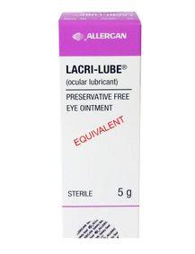 Lacri-lube Eye Ointment EQUIVALENT - Xailin Night 5g