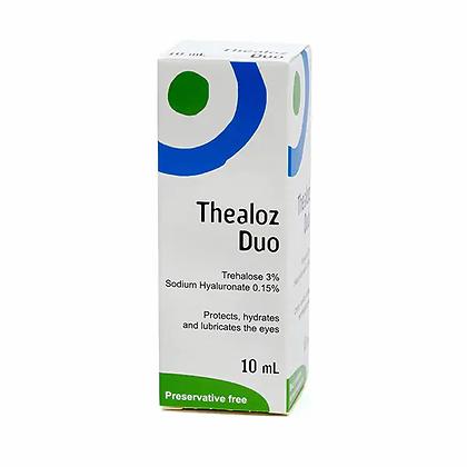 Thealoz Duo 10ml Preservative Free Dry Eye Drops