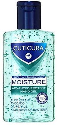 Cuticura Moisture Antibacterial Hand Gel