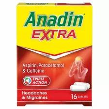 Anadin Extra - 16 Caplets