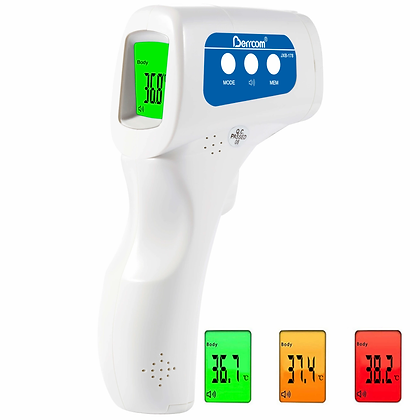 Berrcom Non Contact Infrared Forehead Digital Head Thermometer