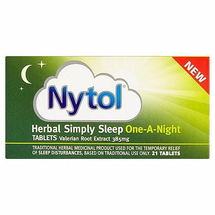 Nytol Herbal One A Night 21s