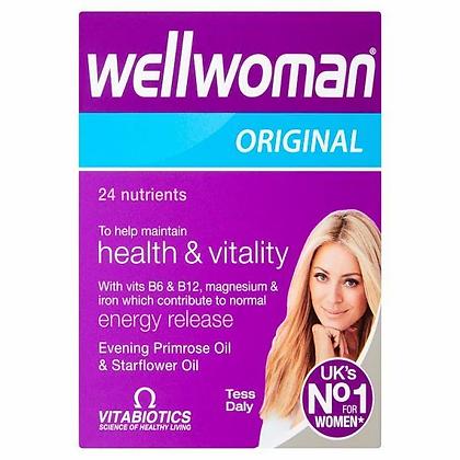 Vitabiotics Wellwoman Capsules 30s