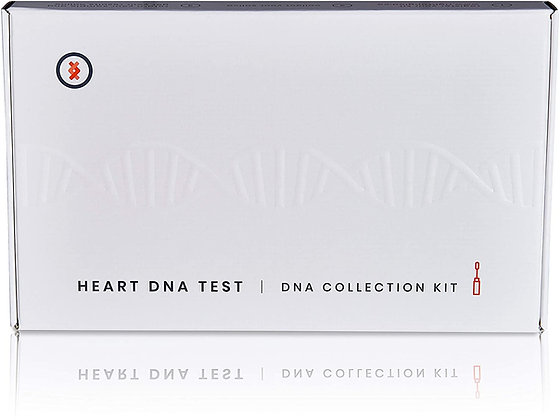 Heart DNA Test | Comprehensive Cardio Report with Personalised Medical Review