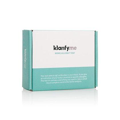Home Allergy Test -Klarify