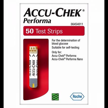 Accu-Chek Performa Test Strips - 50 Strips