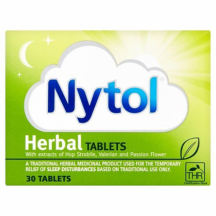 Nytol Herbal Tablets 30s
