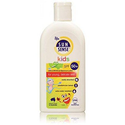 Sunsense Toddler Milk SPF 50 - 125ml