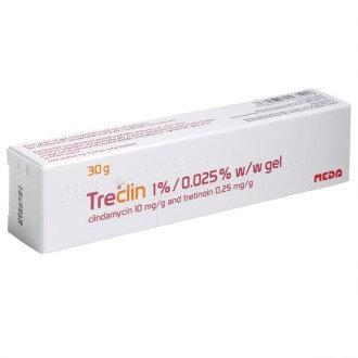 Treclin Gel 30g