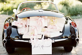 San Francisco Wedding Car Service