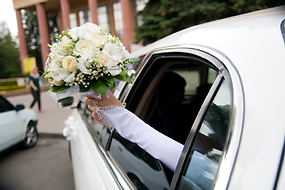 San Francisco Limo Wedding