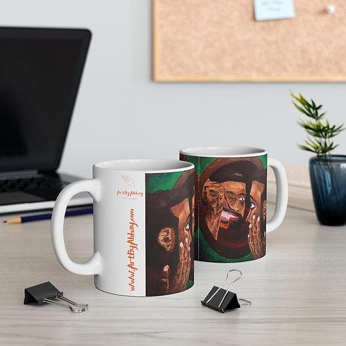 Sour Face Mug- 11oz