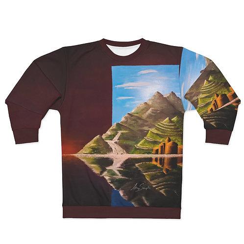 Bermuda- AllOverPrint Sweatshirt